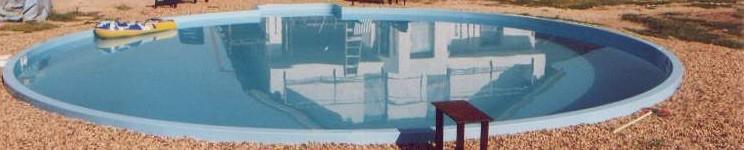Bazény kruhové od výrobce